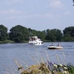 Plezier bootjes Maas Geijsteren